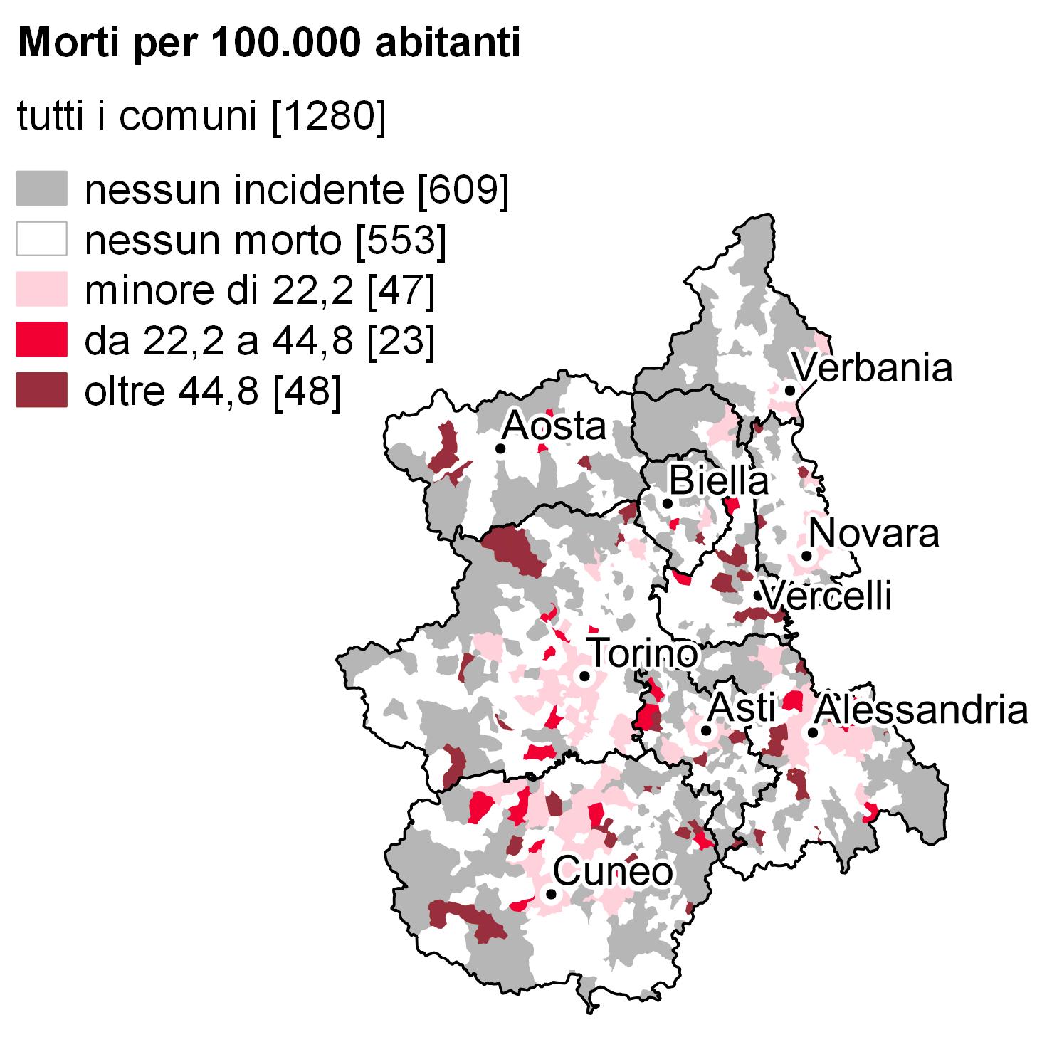 Piemonte Incidenti In Valle Stradali D'aosta E qxOZnvxH1